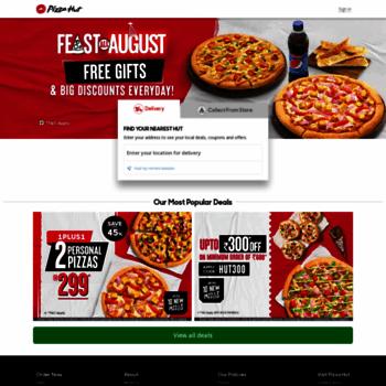 Pizzahut.co.in thumbnail
