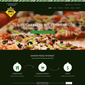 Pizzamobile.pl thumbnail