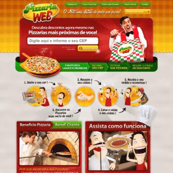 Pizzariaweb.com.br thumbnail