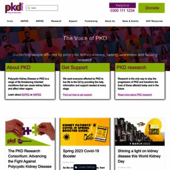 Pkdcharity.co.uk thumbnail