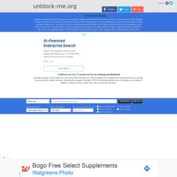 Pl.unblock-me.org thumbnail