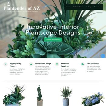 Plantenderofaz.com thumbnail