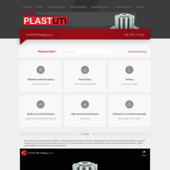 Plastum.cz thumbnail