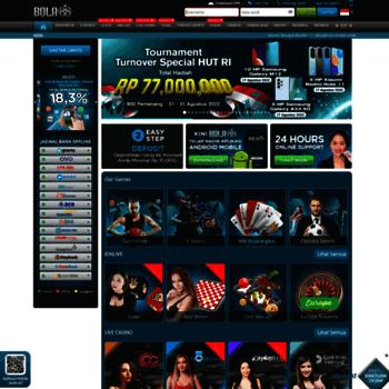 playbola88 fun at WI  IIS Windows Server
