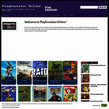 playemulator online at WI  PlayEmulator Online Unblocked