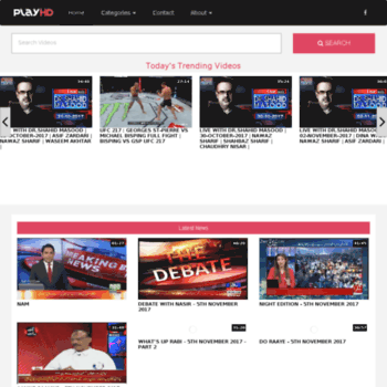 playhd pk at WI  Most Trending HD Videos from All Over the