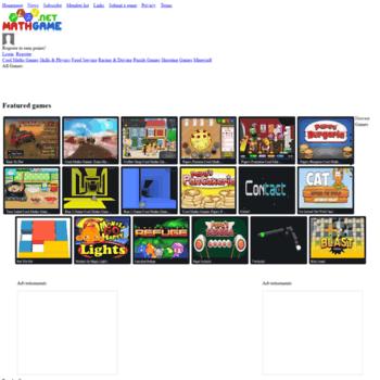 Playmathgame.net thumbnail