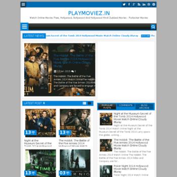 Playmoviez.in thumbnail