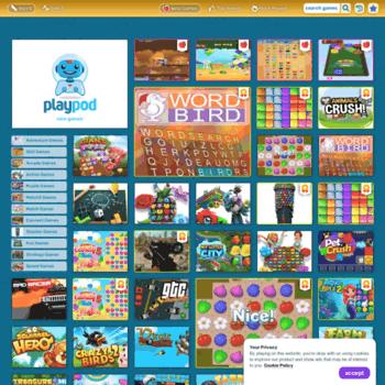 Playpod.es thumbnail