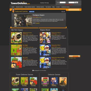 Playtowerdefensegames.com thumbnail