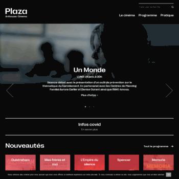 Plaza-art.be thumbnail