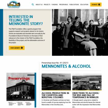 Plettfoundation.org thumbnail