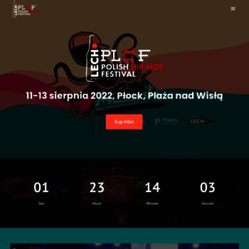 Plhhfestival.pl thumbnail