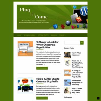 Plugincome.com thumbnail