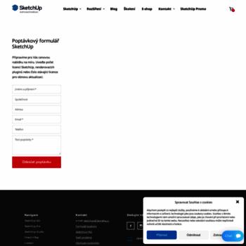 plugins4sketchup com at WI  SketchUp Plugins | 3E Praha Engineering