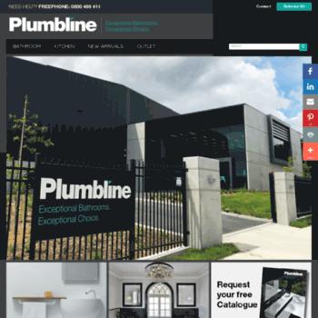 Plumbline.co.nz thumbnail