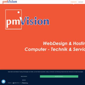 Pmvision.de thumbnail