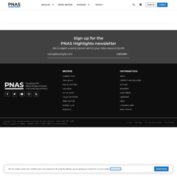 Pnas.org thumbnail