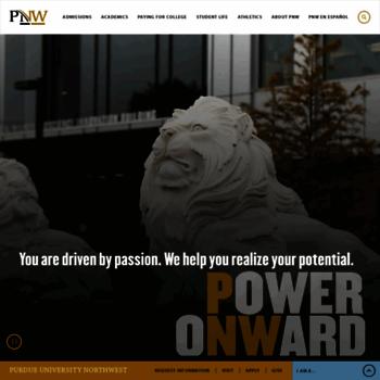 Pnw.edu thumbnail