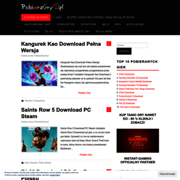 Pobierzgry24.pl thumbnail