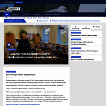 Podpor.ru thumbnail