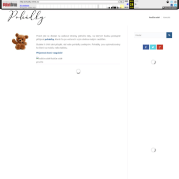 Pohadky-online.eu thumbnail