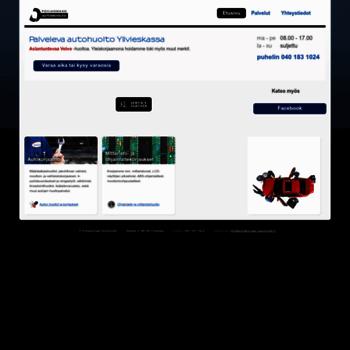 Pohjanmaan-autohuolto.fi thumbnail