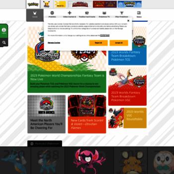 Pokemon.com thumbnail