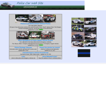 Police Car Website >> Policecarwebsite Net At Wi Police Car Web Site