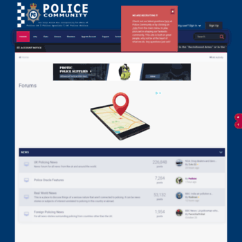 Policecommunity.co.uk thumbnail