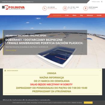 Polinova.pl thumbnail