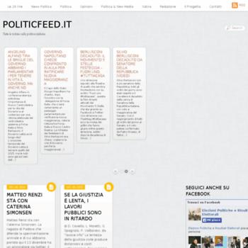 Politicfeed.it thumbnail