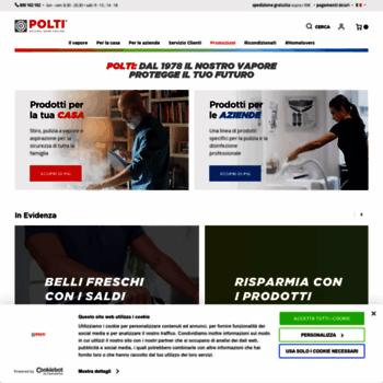 Polti.it thumbnail
