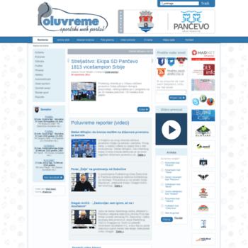 Poluvreme.rs thumbnail