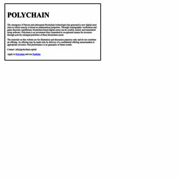 Polychain.capital thumbnail