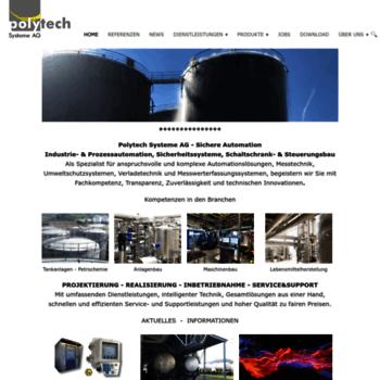 Polytech.ch thumbnail
