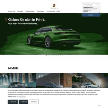 Porsche-trier.de thumbnail