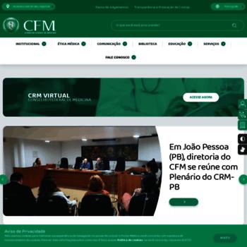Portal.cfm.org.br thumbnail