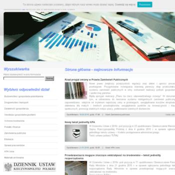 Portaladministracji.pl thumbnail