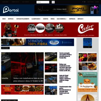 Portalcampobelo.com.br thumbnail