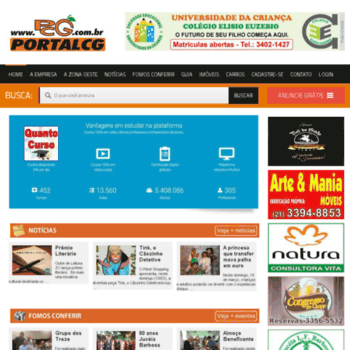 Portaldecampogrande.com.br thumbnail