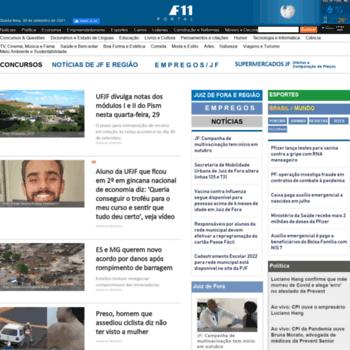 Portalf11.com.br thumbnail