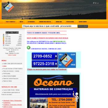 Portaloceanico.com.br thumbnail