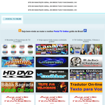 Portaltvonline.com.br thumbnail