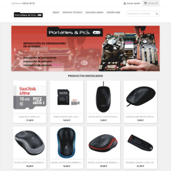 Portatiles-pcs.net thumbnail