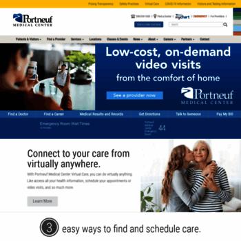 Portneuf.org thumbnail
