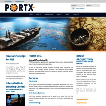 Portx.net thumbnail