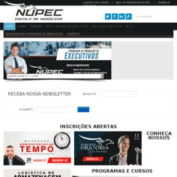 Posnupec.com.br thumbnail