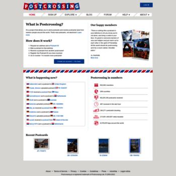 Postcrossing.ru thumbnail