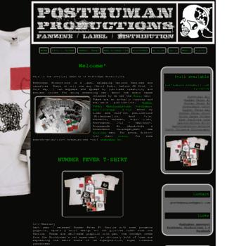 Posthuman.hu thumbnail